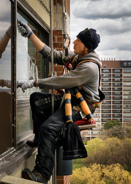 Window Cleaning- 2992