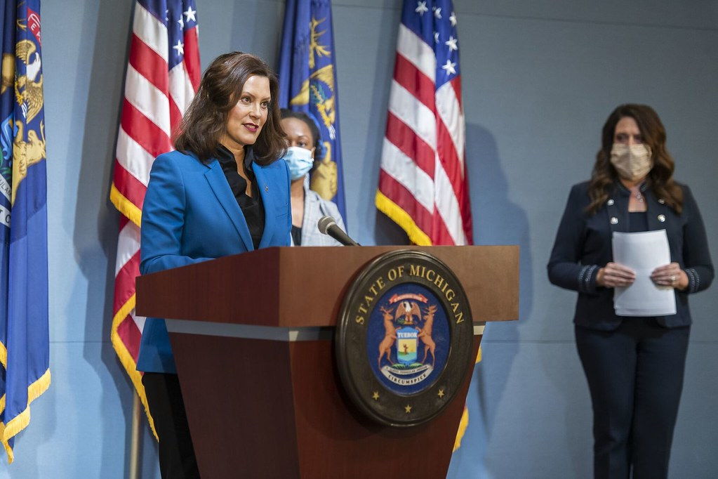 Governor Whitmer Announces Improvement in COVID-19 Testing