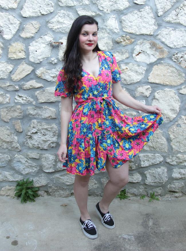 comment-porter-look-robe-annees-80-vans-blog-mode-la-rochelle-1