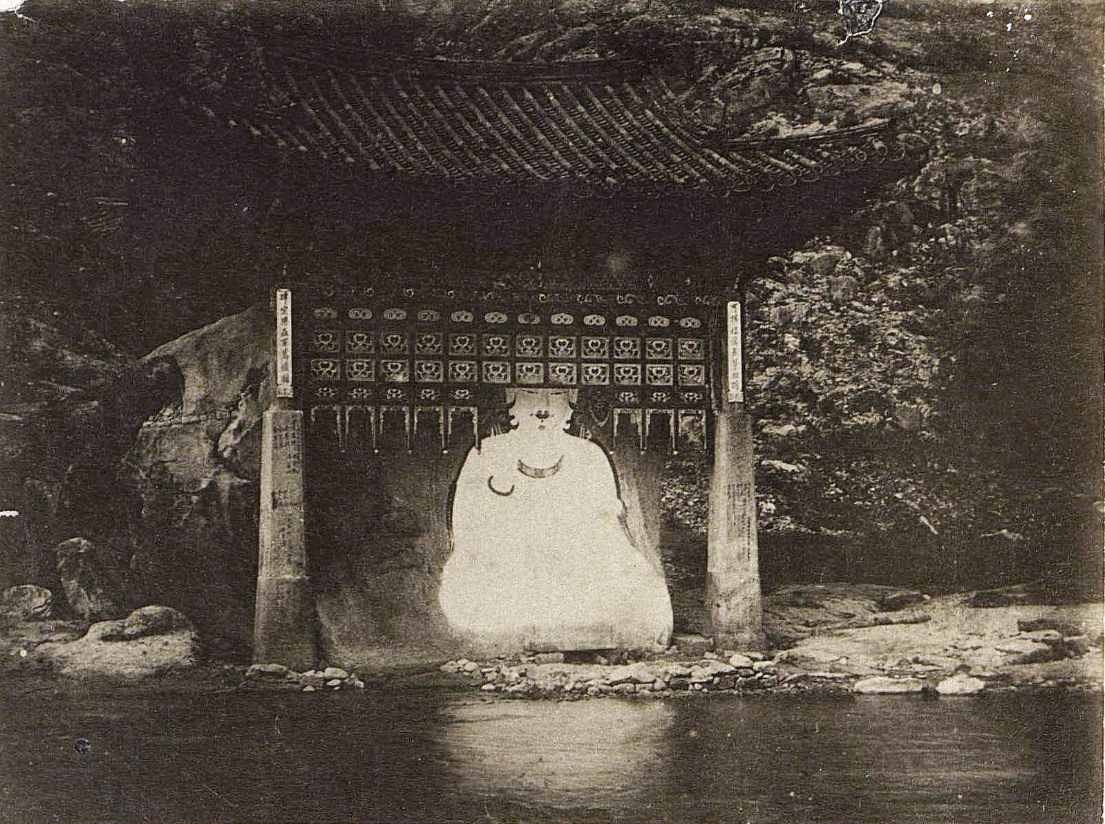 1898. Корейский Будда