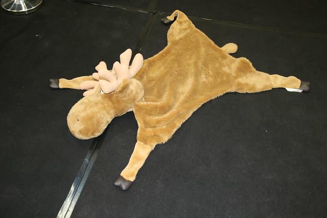 Flat elk ...