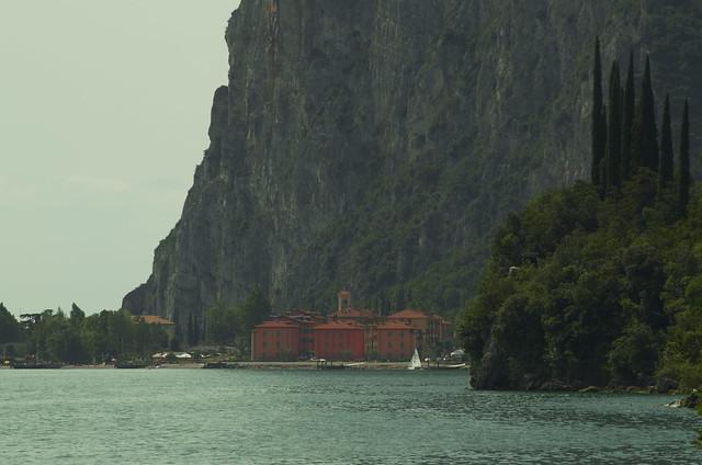 Lago di Garda met Campione del Garda