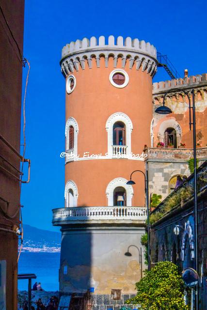 Napoli (NA), 2020,  Villa Volpicelli.