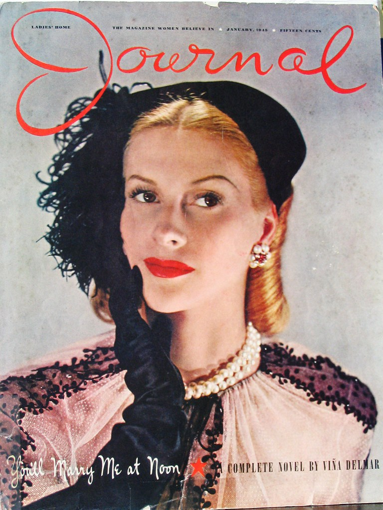 Ladies Home Journal ( Jan. 1945)