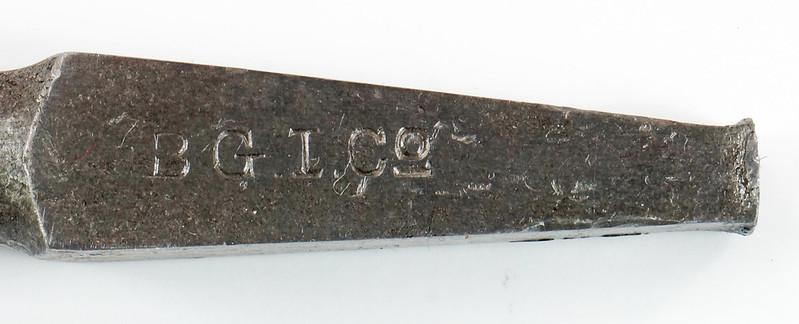 RD29559 9 Antique Auger Drill Bits - 6 Irwin Sizes 4,5,6,8,10 & 12 Plus BGI 14, Convalco Expansive, Craftsman DSC04233