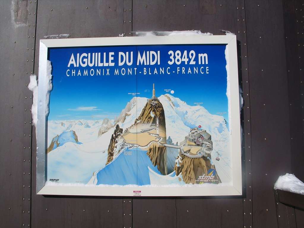 Chamonix-Mont-Blanc Massif Mont Blanc France photo 02