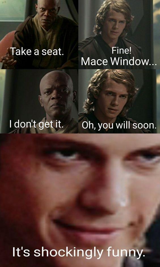 Clone Wars Discover 25 Hilarious Star Wars Memes dark side… | Flickr