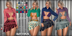 Attitude Outfit Ad