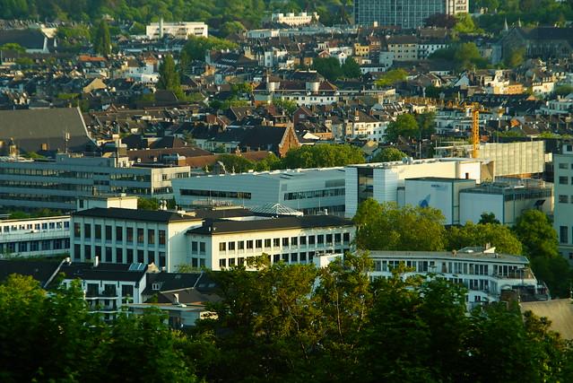 RWTH Super C/Innenstadt