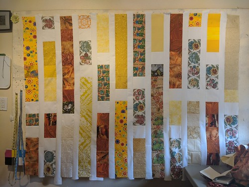 There. Now to get the sibling quilt top done, and handle quilting them in tandem.