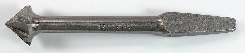 RD29559 9 Antique Auger Drill Bits - 6 Irwin Sizes 4,5,6,8,10 & 12 Plus BGI 14, Convalco Expansive, Craftsman DSC04235