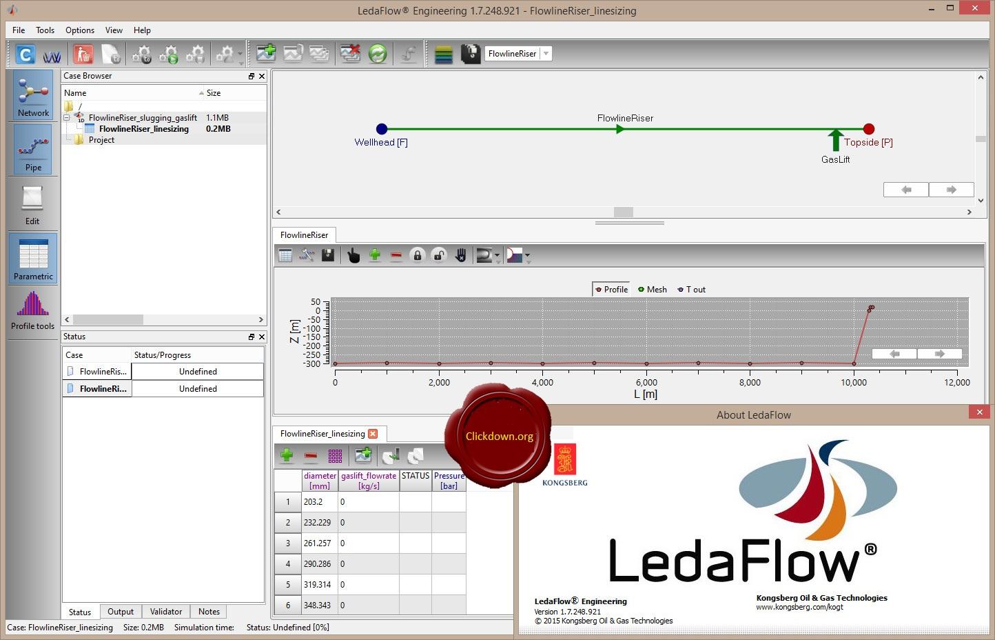 Working with Kongsberg LedaFlow Engineering 1.7.248.921 full