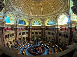 Reading Room in Washington, DC