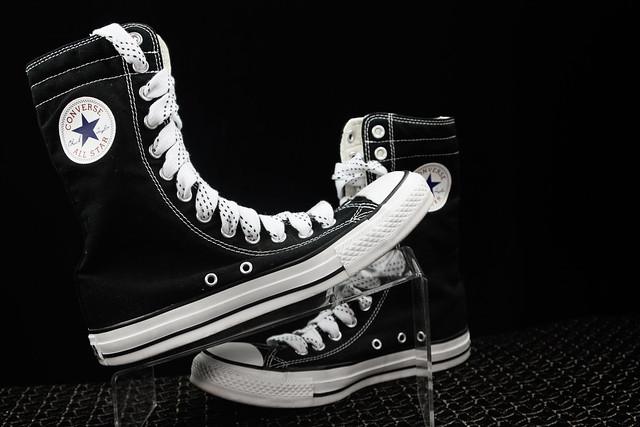 shoes-black converse-105-1