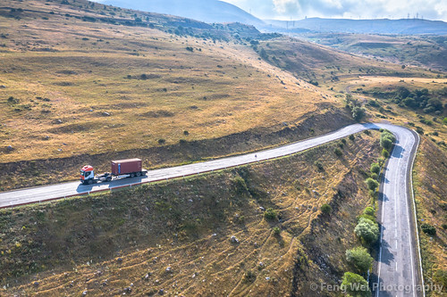 mountainpass windingroad traveldestinations tourism road asia travel landscape horizontal caucasus outdoors colorimage armenia aerialview extremelandscape dronepointofview vayotsdzorprovince