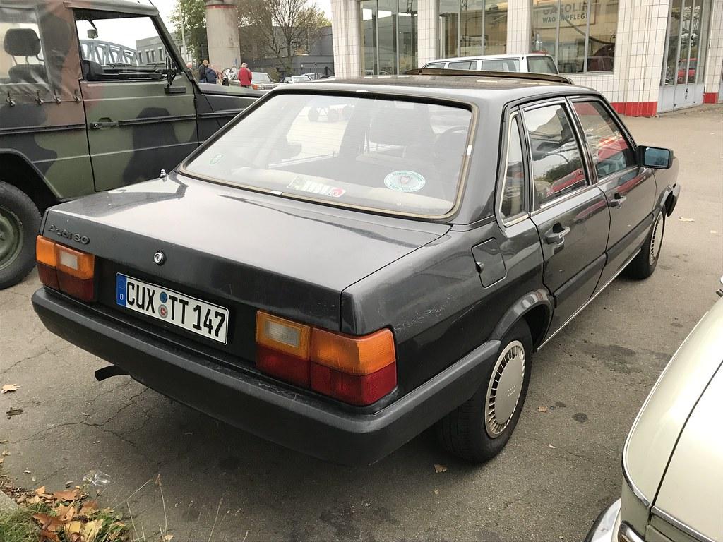 1986 Audi 80   Alpus   Flickr
