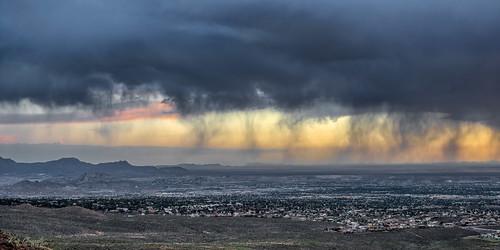 virga rain clouds weather elpaso texas landscape sonya7iii sigmamc11 canonef2470mmf28liiusm sunset mountcristorey newmexico