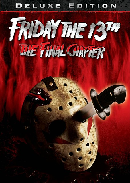 Fridaythe13thFinalChapterDeluxeEditionDVD