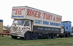 dubdee posted a photo:	TWT579L was a 1972 Foden 8-wheeler operated by Roger Tuby and Son of Doncaster. It was seen at Firth Park, Sheffield.