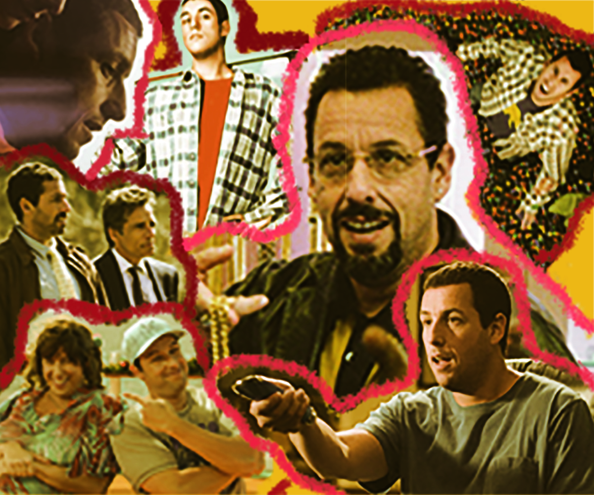 How Adam Sandler earned my trust and became one of the most underrated actors of our generation