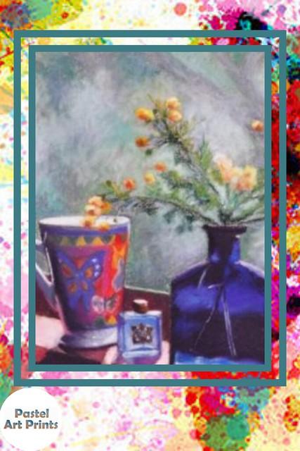 Beauty of Still Life Wall Art Paintings