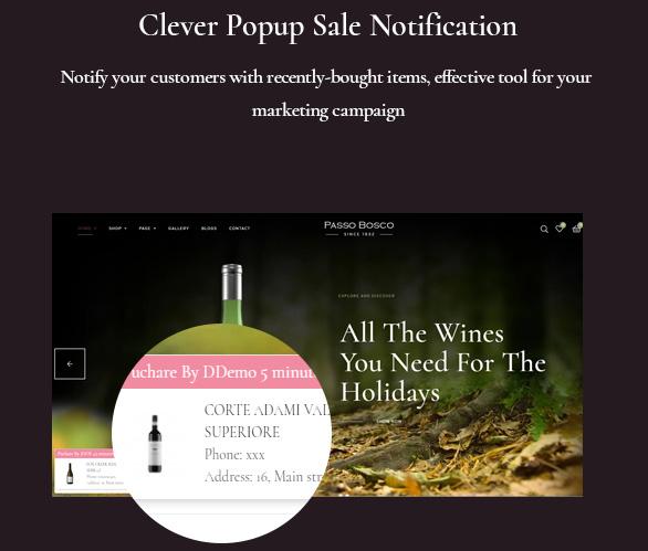 Passo Bosco - Prestashop Wine Store Template_popup sale module