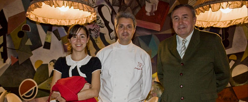 Fernando Canales con Getxo & Pintxo