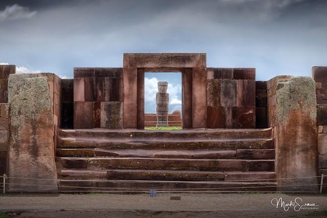 Tiwanaku's perfect alignment