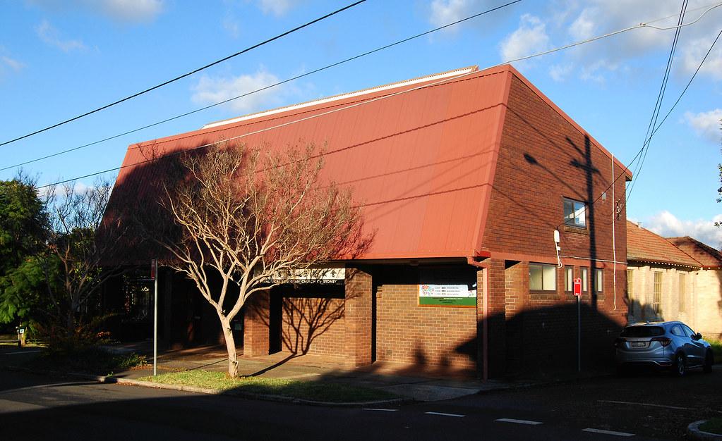 Evangelical Formosan Church of Sydney, North Willoughby, Sydney, NSW.