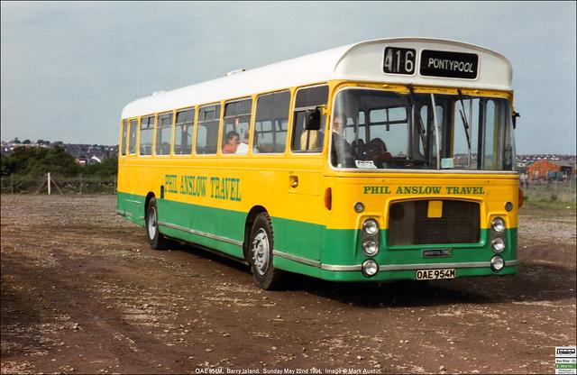 1332 at Barry Island, May 22nd 1994.