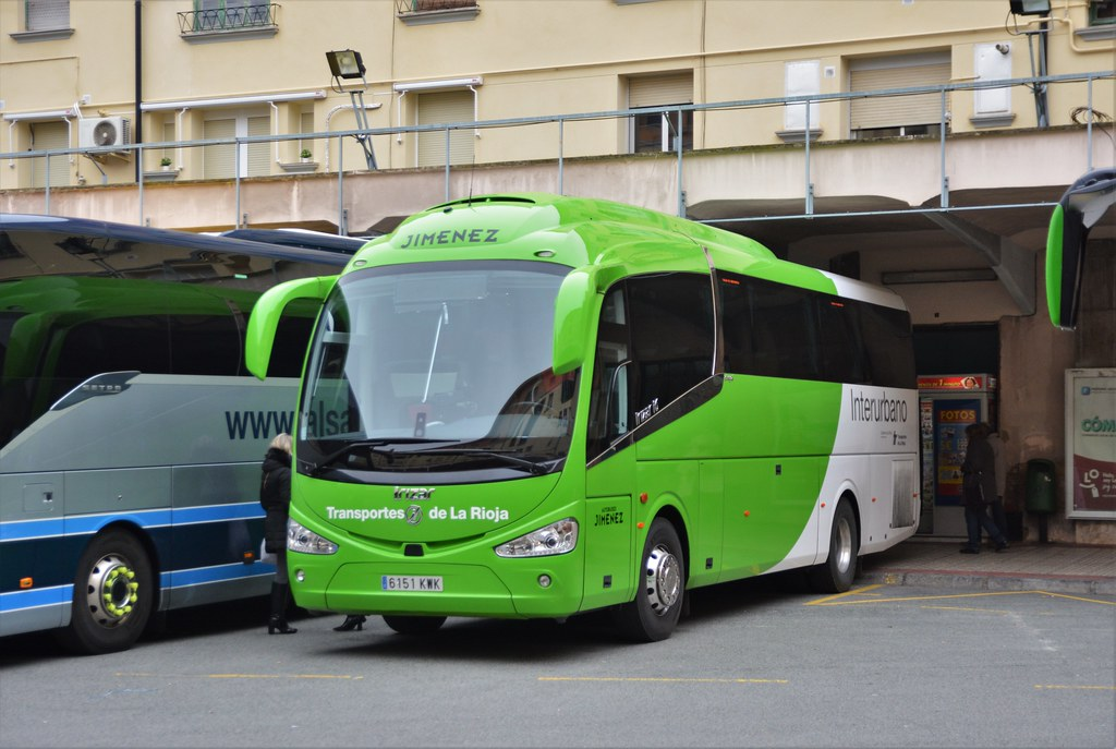 Detenida joven por agresión en un Autobús en La Rioja