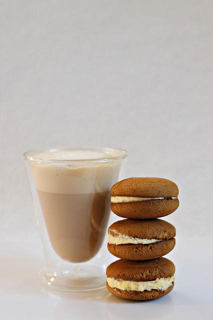 2020 Sydney: Coffee + Ginger Kisses