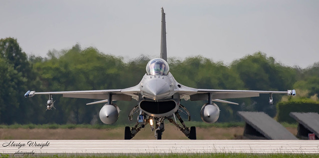 Belgium Air Force F16AM