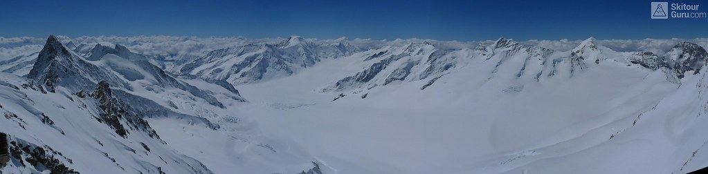 Finsteraarhornhütte Berner Alpen / Alpes bernoises Schweiz foto 24