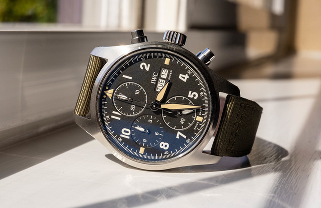 IWC Chronograph Spitfire IW387903