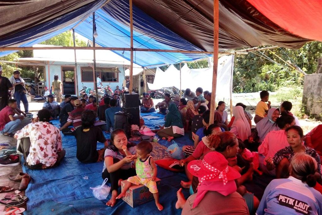 印尼人反對礦區擴張
