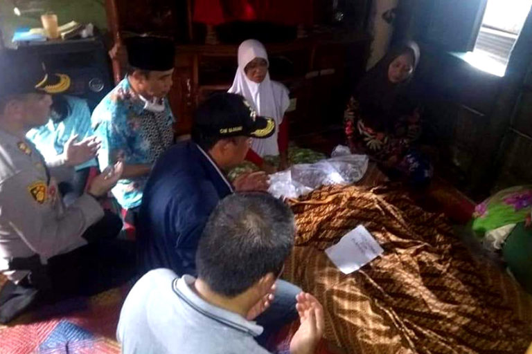印尼土地抗爭者死亡