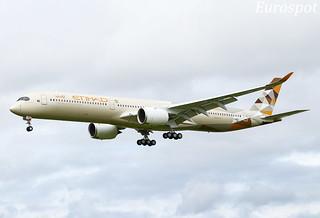 F-WZFL Airbus A350-1000 Etihad