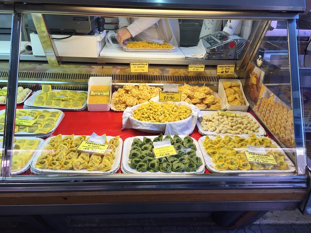 Food in Modena