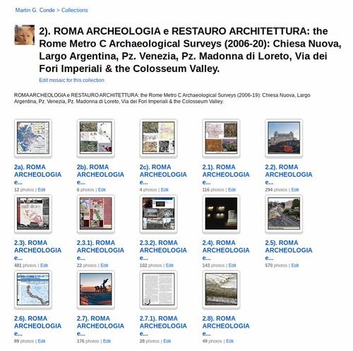 ROMA ARCHEOLOGIA E RESTAURO ARCHITETTURA: NEWSLETTER METRO C: La stazione Fori Imperiali & La stazione Venezia [in PDF]. Ing. FABRIZIO PAOLO DI PAOLA. ROMA - METRO C / Spa (13/05/2020). S.v., Metro C in Foto & Stampa (1-1000 [2006-20]).