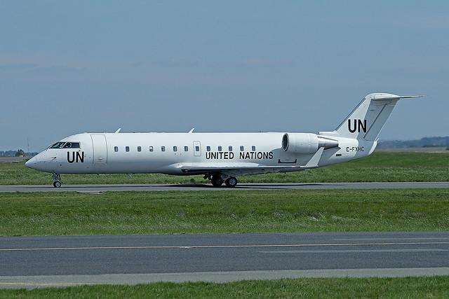 Voyageur Airways (United Nations)   CRJ-200LR   C-FXHC
