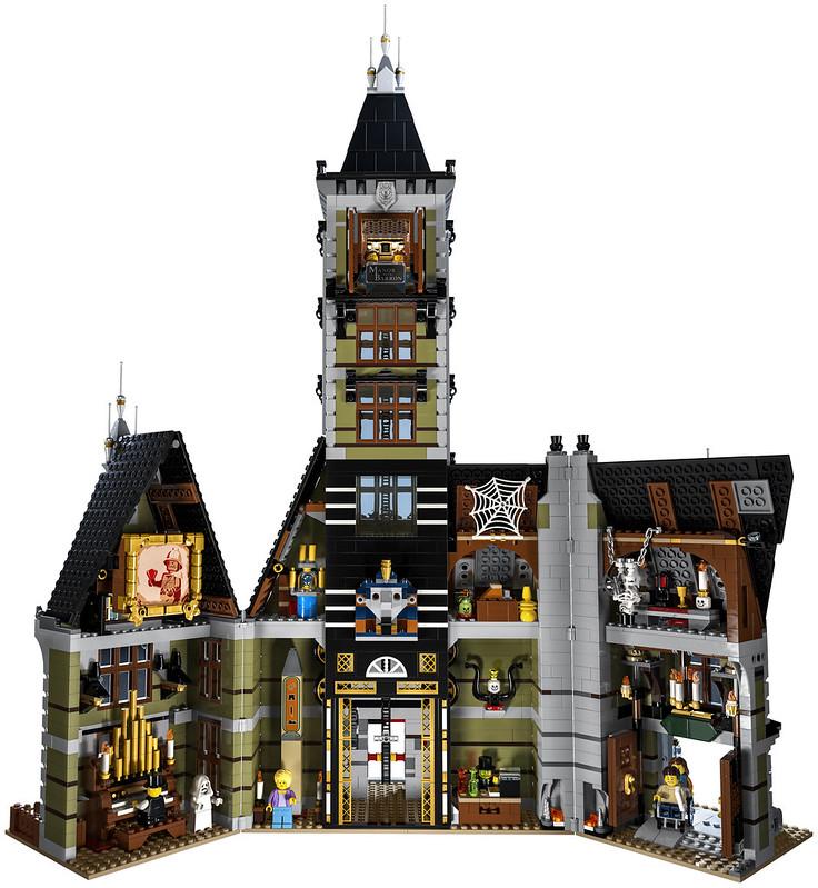 10273: LEGO Haunted House