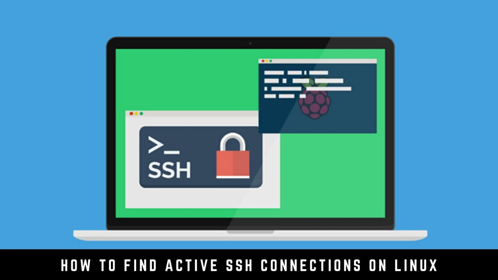 How to Find Active SSH Connections on Linux