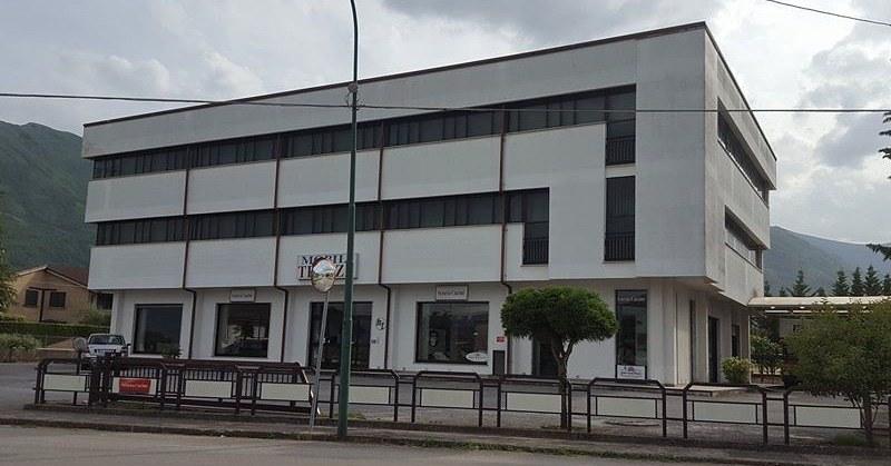 Mobili Trezza sede di Prato Perillo di Teggiano (SA)