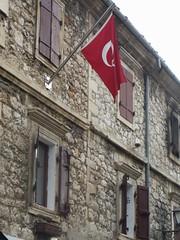 Présence turque, consulat de Turquie, Mostar, Herzégovine-Neretva, Bosnie-Herzégovine.