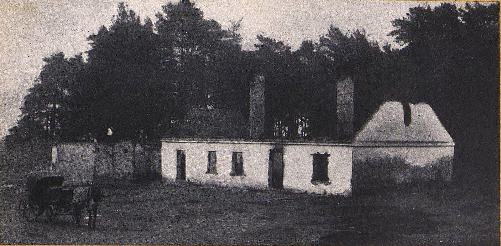 19. Дом лесника в Сенкоцинском лесу под Варшавой