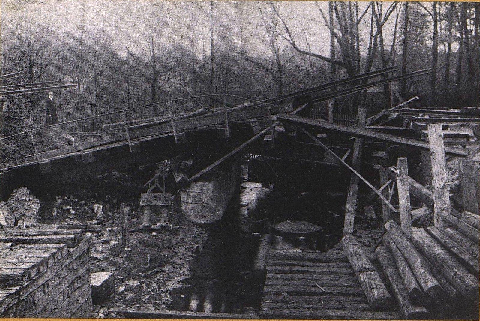 07. Железнодорожный мост в Гродиске