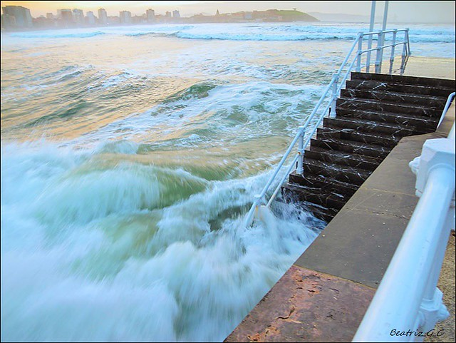 Gijón y el mar. Explore, 13 mayo 2020
