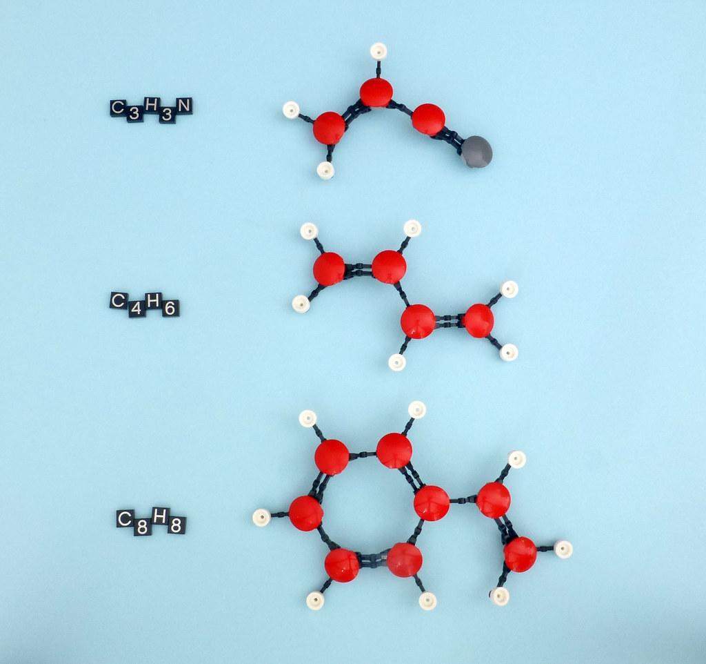 Acrylonitrile butadiene styrene - ABS