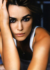 Keira Knightley, photograph by Marc Hom for Esquire, October 2005